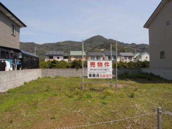 有田市 下中島 残り1区画・土地約52坪