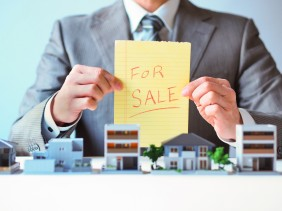 売却契約の締結