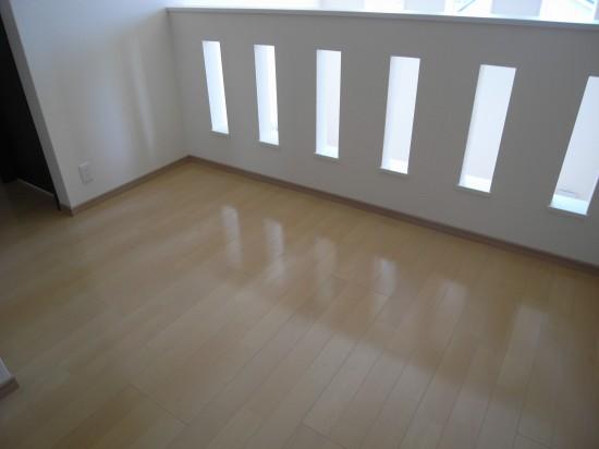 2階の廊下ホール